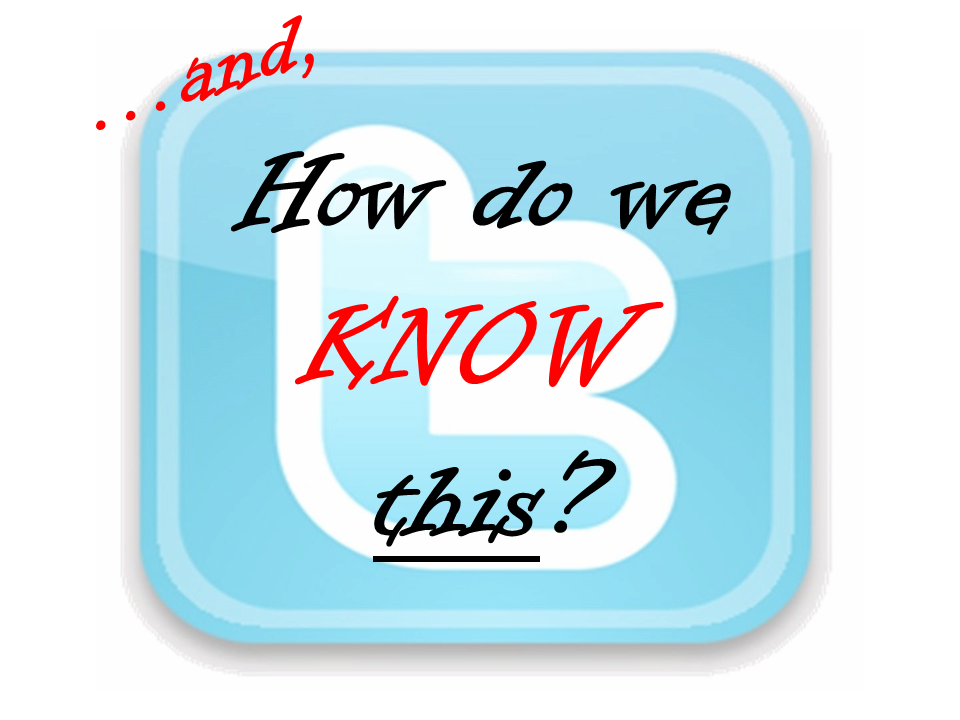 """Allthingslearning: Does Twitter Help Teachers LEARN, GROW & """"Get Off The"""