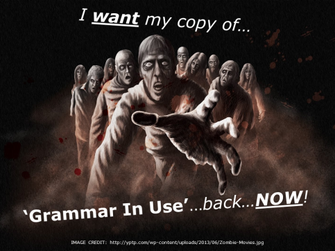 Zombie Grammar In Use