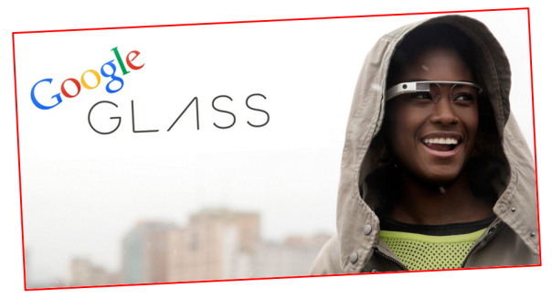 Google Glass (TG ver 2013)