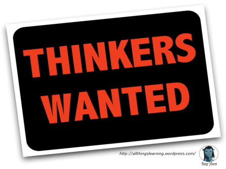 Thinkers wanted (blog ver 02 TG)