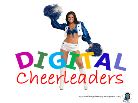 21C Digi Cheerleaders