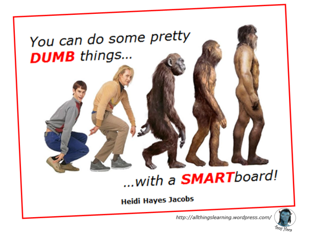 21C SMARTBoards and DUMBIdeas