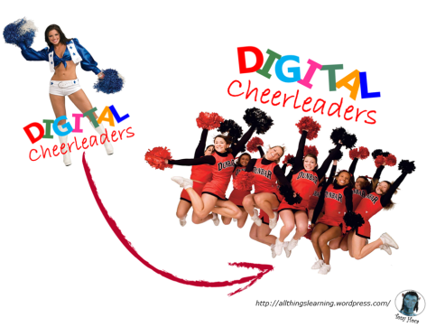Digi Cheerleading Rabbits