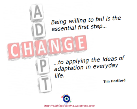 LEARNing and ADAPTATION (Steve)