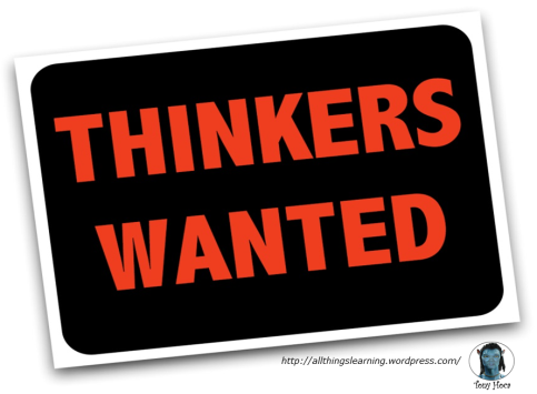 THUNKers Wanted (for Steve)