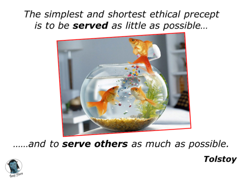 Tolstoy Fish Quote (new ver) TG