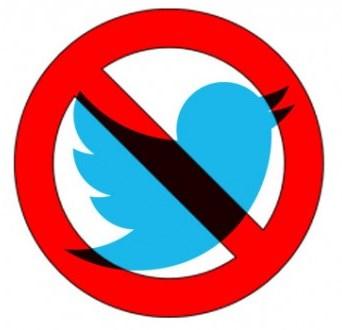 Twitter ban (logo)