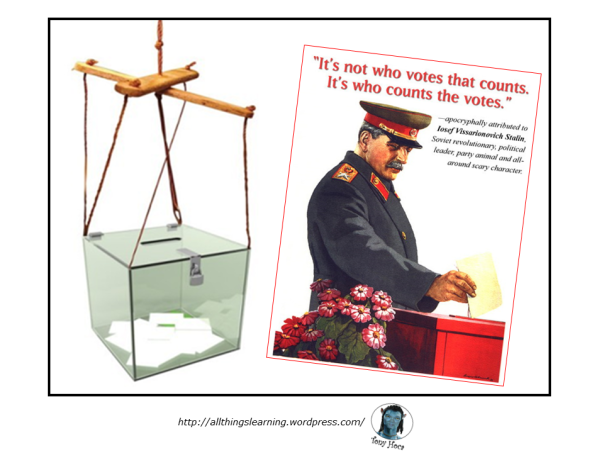 Vote rigging (Stalin quote) TG ver