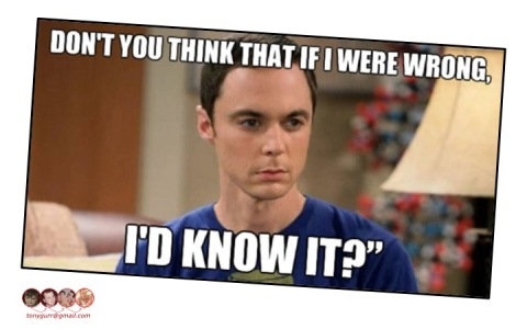Sheldon quote (TG ver) 080517