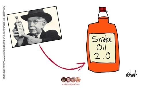 Snake Oil Sellers (TG ver) 080517