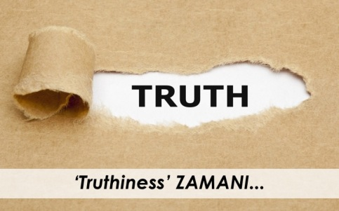 Truthiness Zamanı (updated ver) 080517