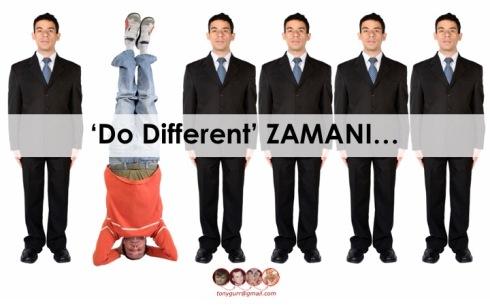 Do Different ZAMANI