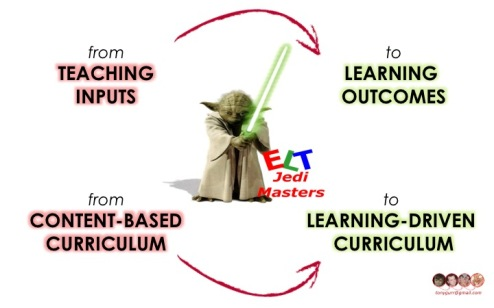 ELT Jedi Masters