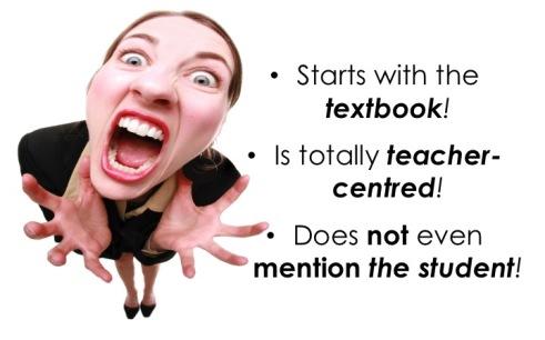 Screaming Teacher