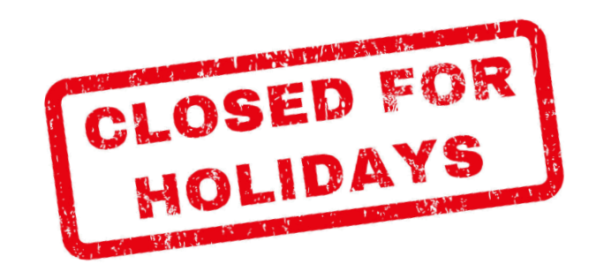 Closed for HOLIDAYS 02 (1)